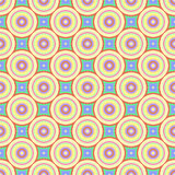Abstract retro pattern Royalty Free Stock Photos