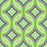 Abstract retro pattern royalty free illustration