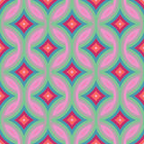 Abstract retro pattern Royalty Free Stock Photography