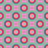 Abstract retro pattern Stock Photo