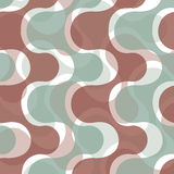 Abstract Retro Pattern Stock Photography