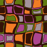 Abstract Retro pattern. Stock Photos