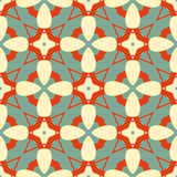Abstract Retro Pattern Royalty Free Stock Photo