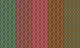 Abstract retro seamless pattern. Simple colorful ornament for textile, prints, wallpaper, wrapping paper, web etc. Available in EPS vector illustration