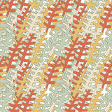 Abstract retro seamless pattern Stock Image