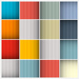 Abstract Retro Square Background Royalty Free Stock Photos