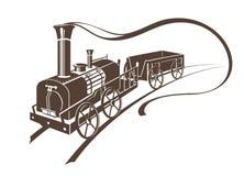 Free Abstract Retro Train Stock Photos - 16418543