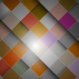 Abstract retro vector background Stock Photo