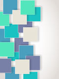 Abstract retro vertical background Royalty Free Stock Photo