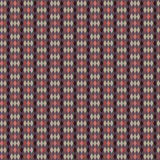 Abstract rhomb pattern. Colorful vertical background. Royalty Free Stock Photos