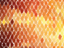 Abstract rhombic background Royalty Free Stock Photo