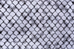 Abstract rhombus background gray Stock Photo
