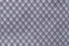 Abstract rhombus background gray glass Stock Image