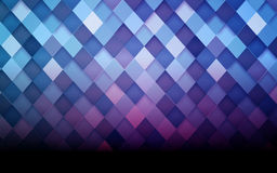 Abstract rhombus background. Vector Illustration Stock Photography