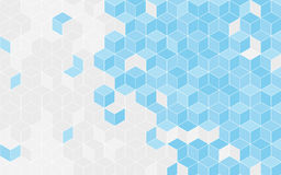 Abstract rhombus background. Vector Illustration Stock Photos