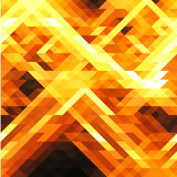 Abstract rhombuses  background Stock Images
