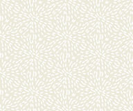 Abstract rice seamless pattern. Royalty Free Stock Photography