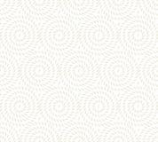 Abstract rijst naadloos patroon Royalty-vrije Stock Foto
