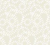 Abstract rijst naadloos patroon stock illustratie