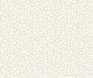 Abstract rijst naadloos patroon Royalty-vrije Stock Fotografie