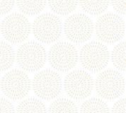 Abstract rijst naadloos patroon Stock Afbeeldingen