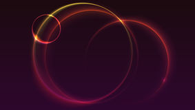 Abstract ring background Royalty Free Stock Photography