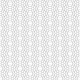 Abstract rings round motif geometric background grid print, lattice, bubble, Vintage grey decoration trendy Textile print, web pag. E fill. Vector illustration Stock Photos