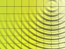 Abstract ripple background Stock Images