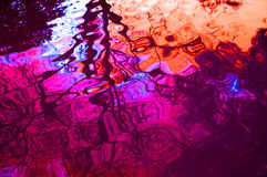 Abstract ripple background Stock Image