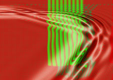 Abstract rippled background  Royalty Free Stock Image
