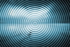 Abstract rippled background Stock Images