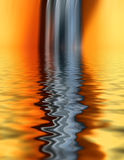 Abstract ripples Stock Images