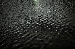 Abstract river black and white  background. Stock Images