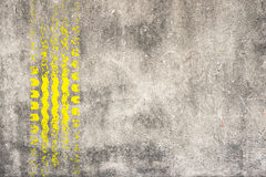 Abstract road background with tyre track.  Stock Image