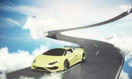 Vehicle concept Stock Photo