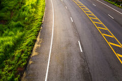 Abstract Road Stock Photo
