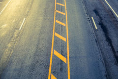 Abstract Road Royalty Free Stock Photography