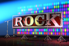 Abstract rock background Stock Photo