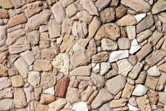 Abstract Rock Wall. A photograph of a abstract rock wall background stock photos
