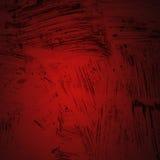 Abstract rood die achtergrond schillen Stock Foto's