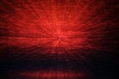 Abstract rood gezoem Stock Afbeeldingen