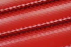 Abstract rood houten mozaïekblok Stock Afbeeldingen