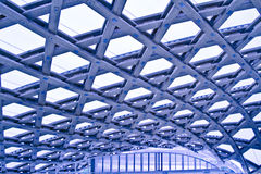 Abstract roof Royalty Free Stock Photography