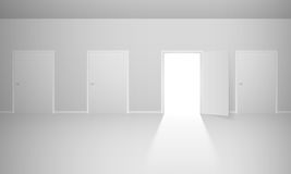 Abstract room Royalty Free Stock Image