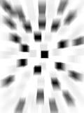 Abstract rooster als achtergrond Stock Illustratie