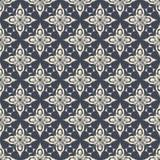 Abstract rooster op een zwarte achtergrond Royalty-vrije Stock Fotografie
