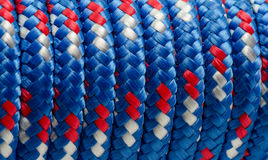 Abstract rope background. Royalty Free Stock Image