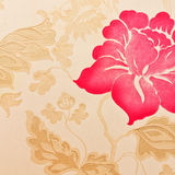 Abstract rose red wallpaper Stock Images
