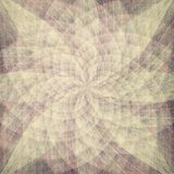Abstract rosette background Stock Photo