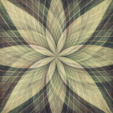 Abstract rosette background Royalty Free Stock Photo
